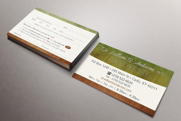 private-practice-appointment-card