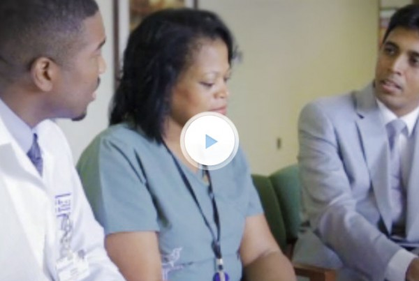 Bariatric Surgeon uses this short video to describe some of their available procedures